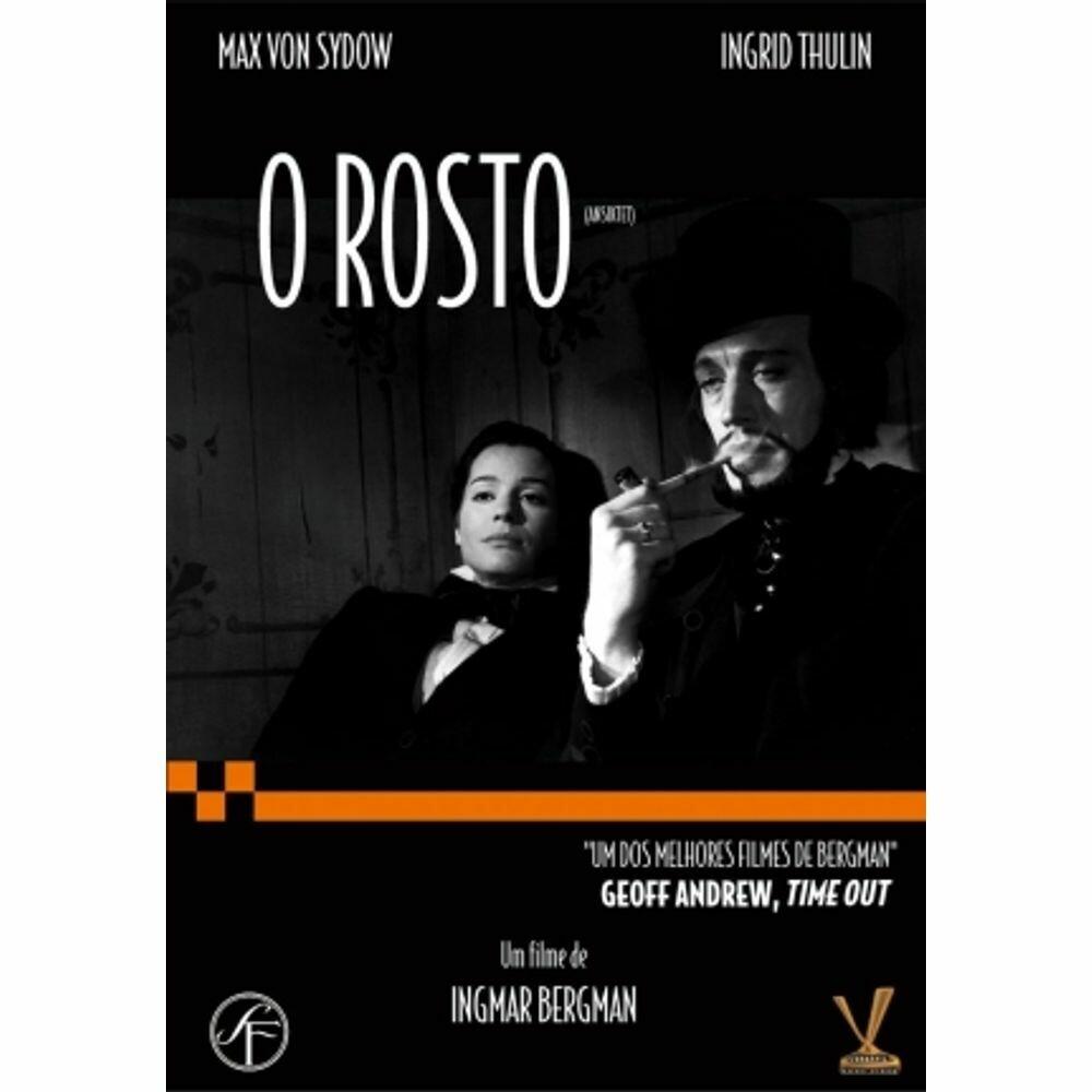 O ROSTO - DVD