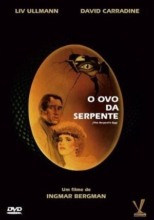 O OVO DA SERPENTE - DVD