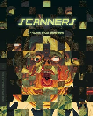 SCANNERS - BLURAY