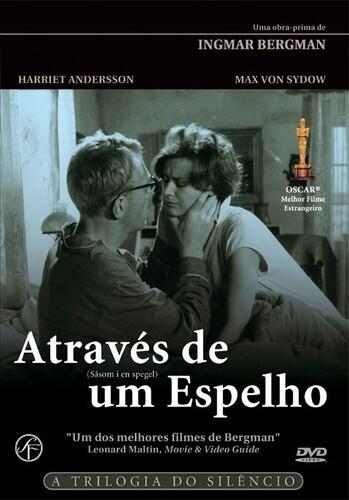 ATRAVÉS DO ESPELHO - DVD