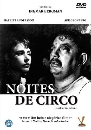 NOITES DE CIRCO - DVD