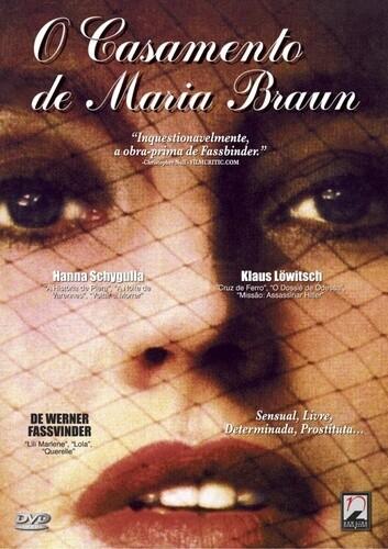 O CASAMENTO DE MARIA BRAUN - DVD