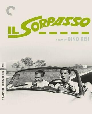IL SORPASSO - BLURAY