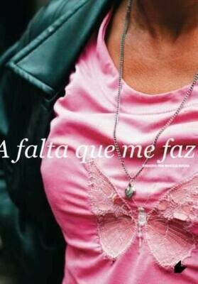 A FALTA QUE ME FAZ - DVD