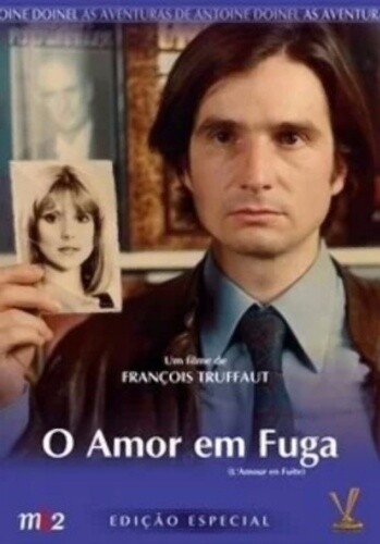O AMOR EM FUGA - DVD