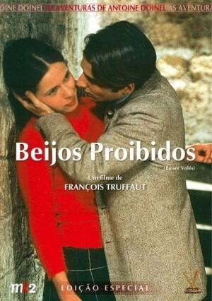 BEIJOS PROIBIDOS - DVD