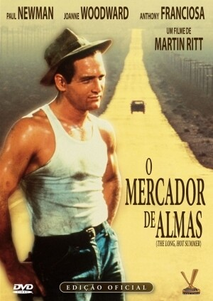 O MERCADOR DE ALMAS - DVD