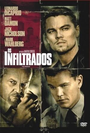 OS INFILTRADOS - DVD