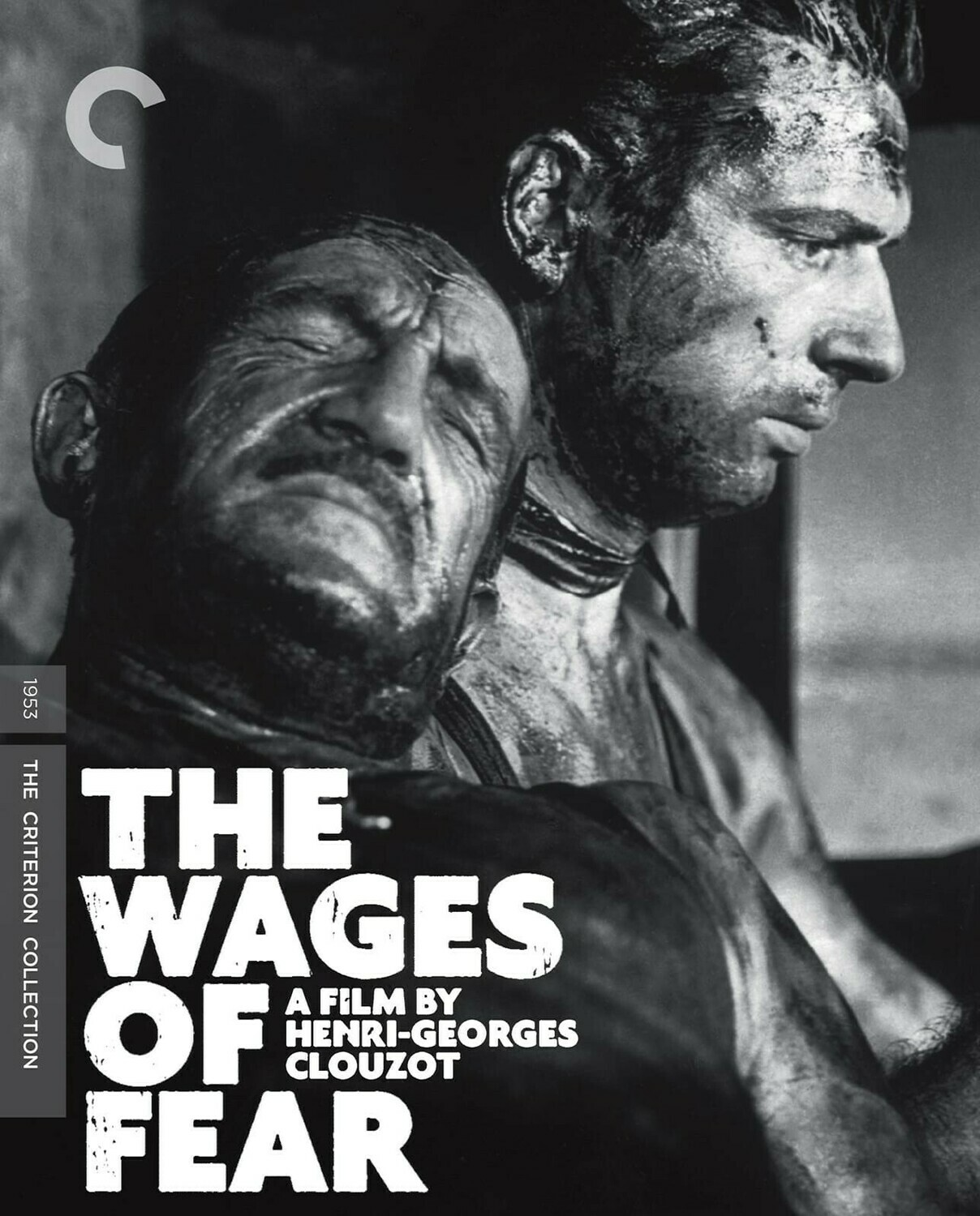 THE WAGES OF FEAR - BLURAY