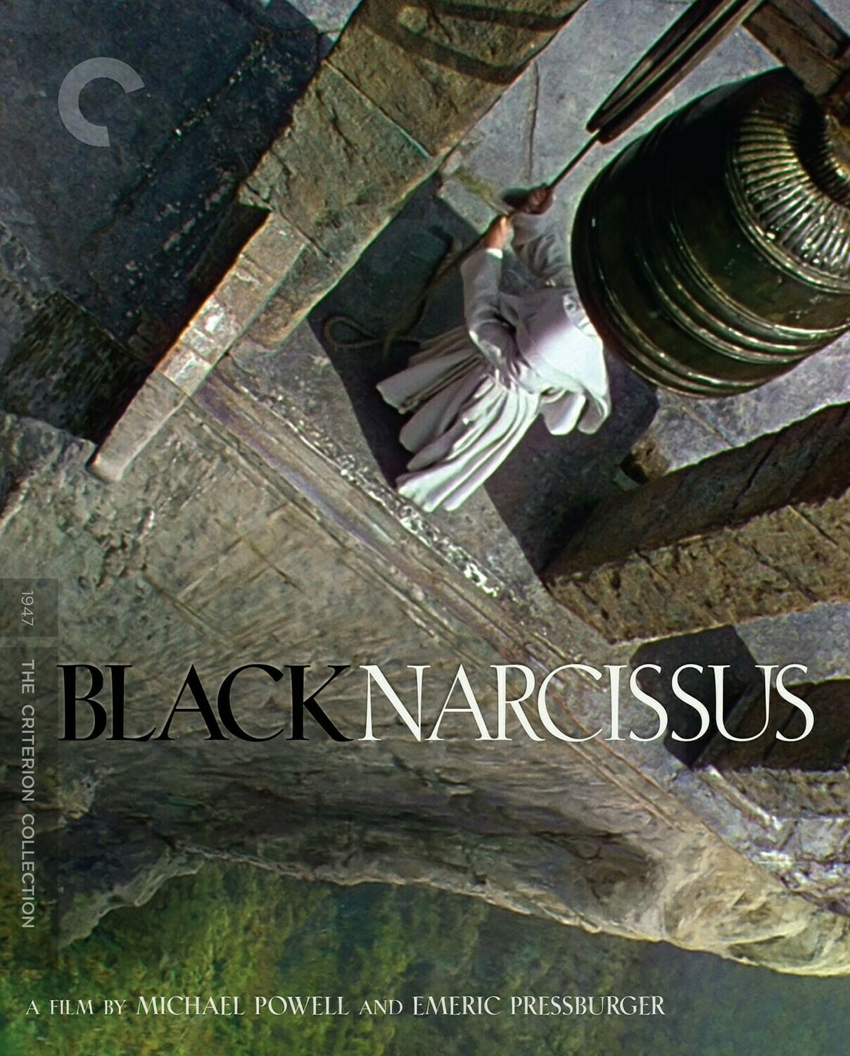 BLACK NARCISSUS - BLURAY