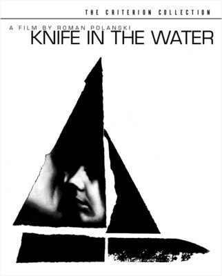 KNIFE IN THE WATER - DVD DUPLO