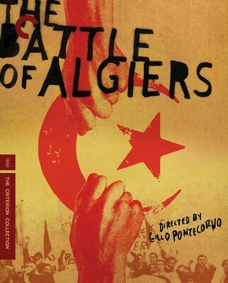 THE BATTLE OF ALGIERS - BLURAY