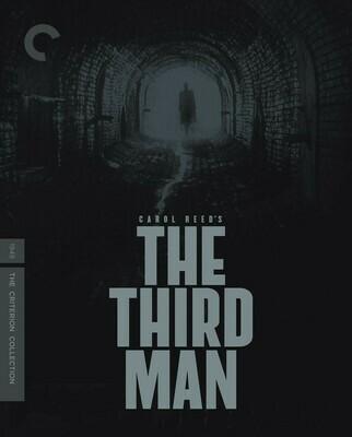 THE THIRD MAN - BLURAY