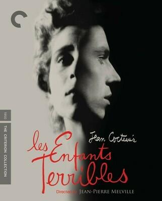 LES ENFANTS TERRIBLES - DVD
