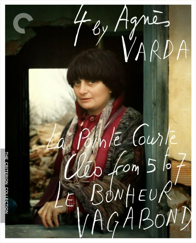 4 BY AGNES VARDA - DVD BOX