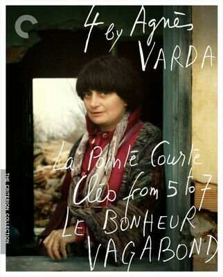 4 BY AGNES VARDA - DVD BOX