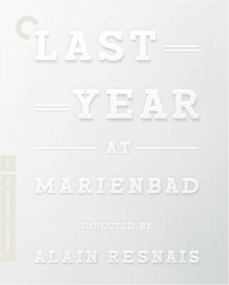 LAST YEAR AT MARIENBAD - BLURAY