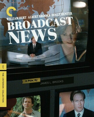 BROADCAST NEWS - BLURAY
