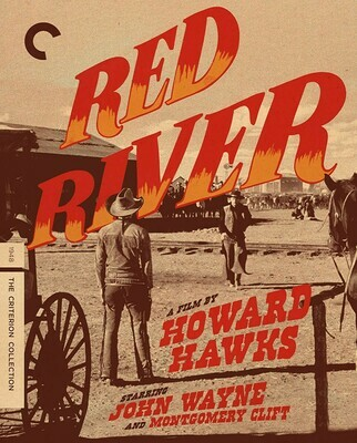 RED RIVER - BLURAY