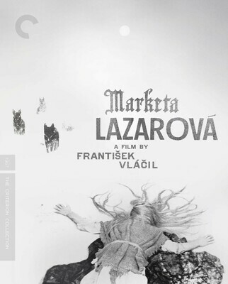 MARKETA LAZAROVA - BLURAY