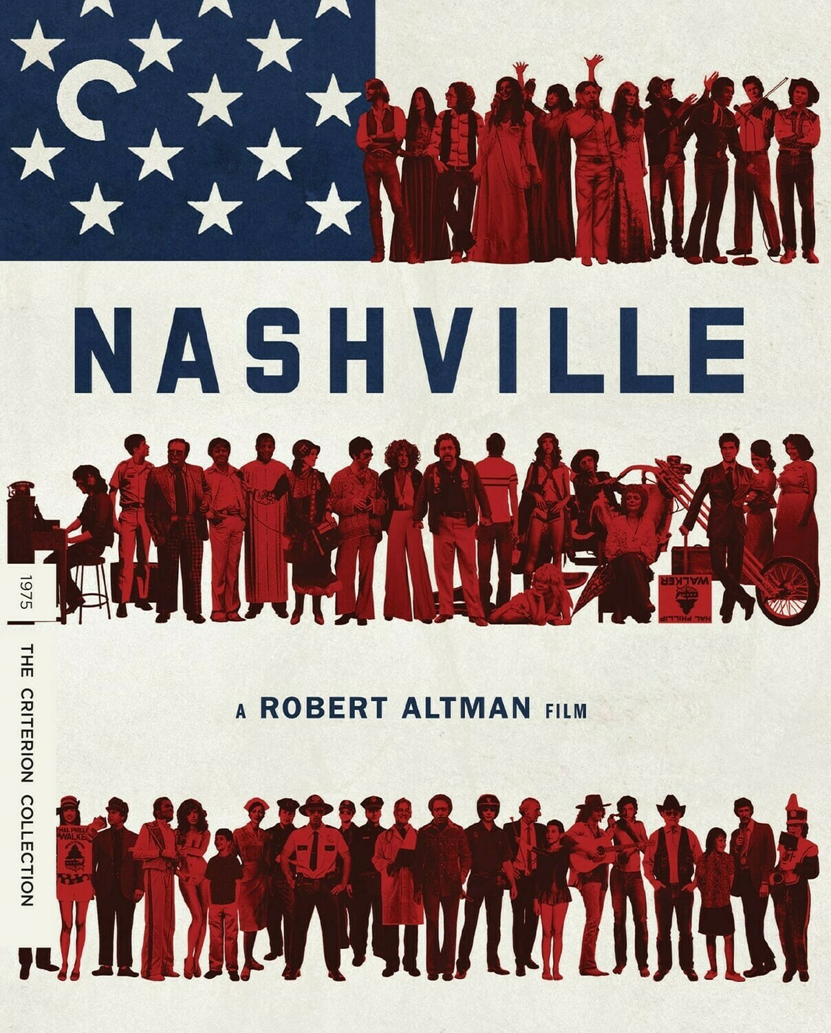 NASHVILLE - BLURAY