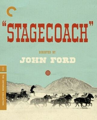 STAGECOACH - BLURAY