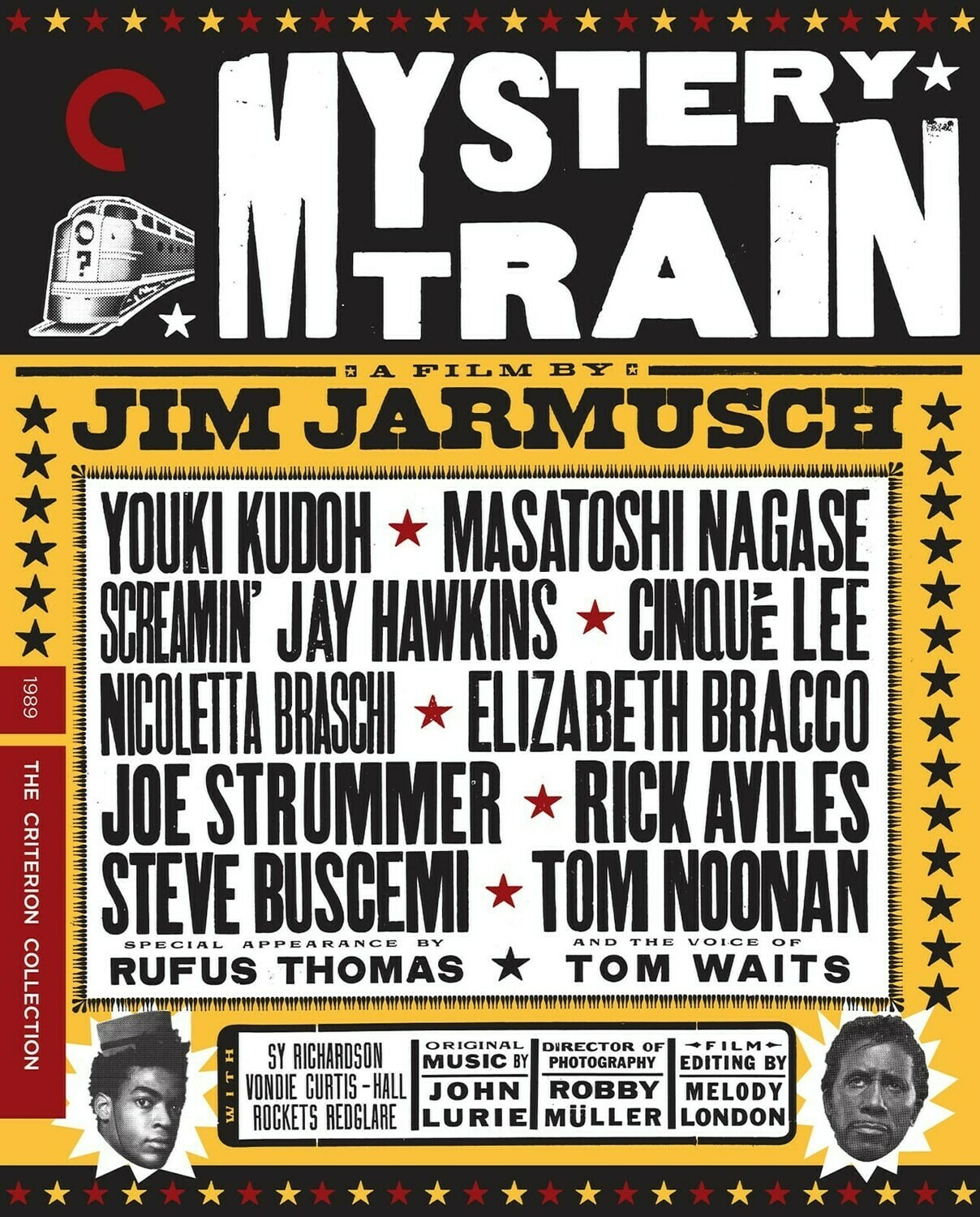 MISTERY TRAIN - BLURAY