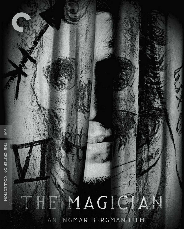 THE MAGICIAN - BLURAY