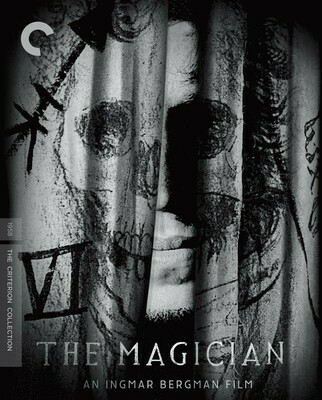 THE MAGICIAN - BLURAY