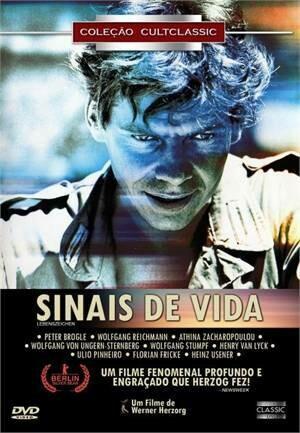SINAIS DE VIDA - DVD