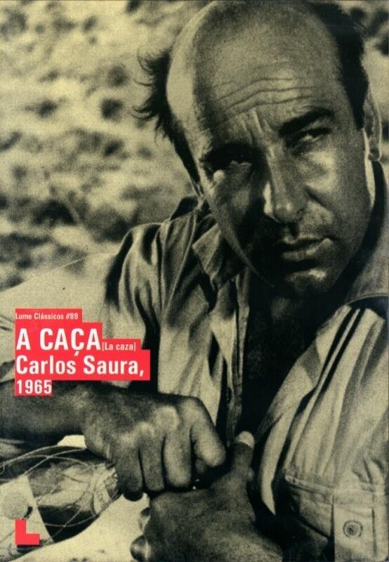 A CAÇA - DVD