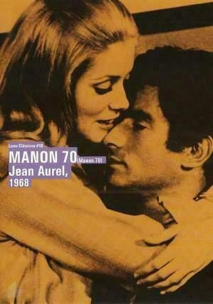 MANON 70 - DVD