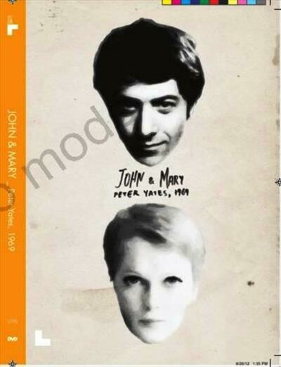 JOHN & MARY - DVD