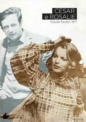 CESAR E ROSALIE - DVD