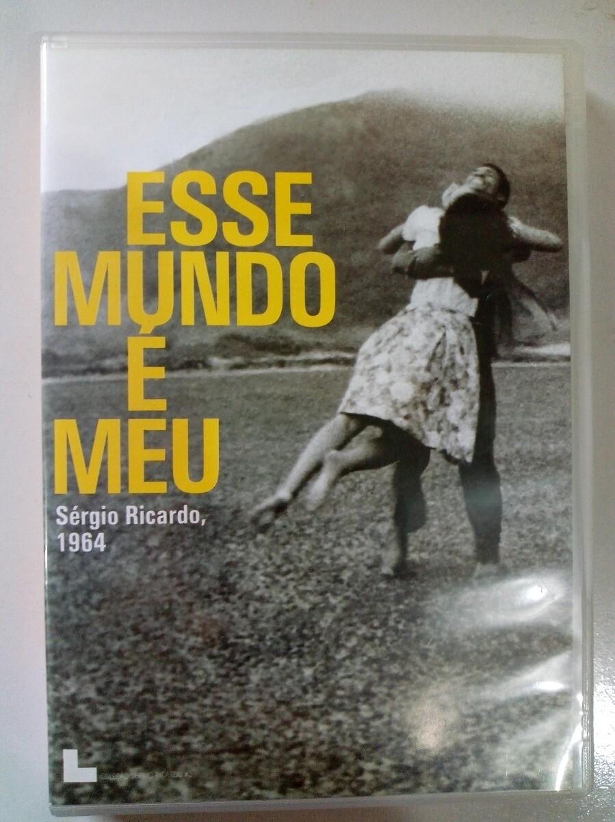 ESSE MUNDO E MEU - DVD