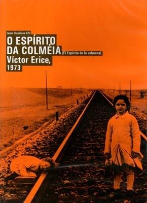 O ESPIRITO DA COLMEIA - DVD