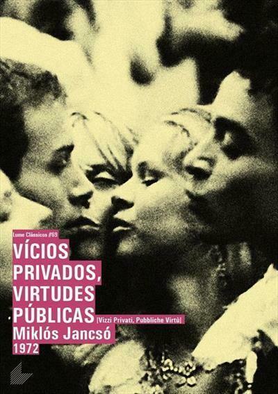 VICIOS PRIVADOS, VIRTUDES PUBLICAS - DVD