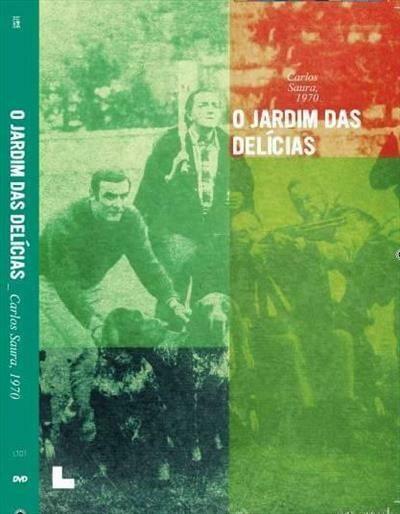 JARDIM DAS DELICIAS - DVD