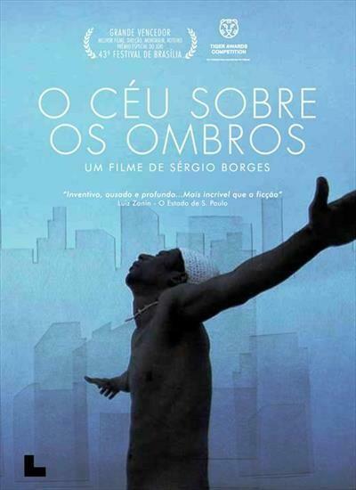 O CEU SOBRE OS OMBROS - DVD