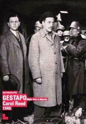 GESTAPO - DVD (Ultima unidade)