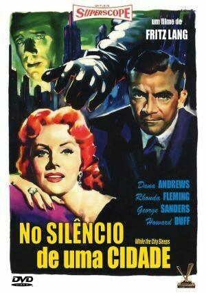 NO SILENCIO DE UMA CIDADE. - DVD
