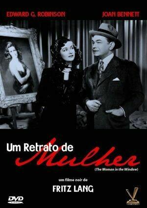 UM RETRATO DE MULHER - DVD