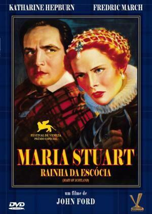 MARIA STUART - RAINHA DA ESSCOCIA - DVD