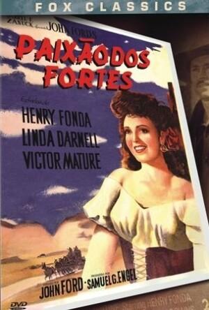 PAIXAO DOS FORTESS - DVD