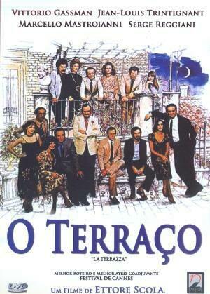 O TERRACO - DVD