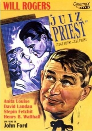 JUIZ PRIEST - DVD