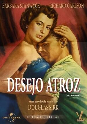 DESEJO ATROZ - DVD