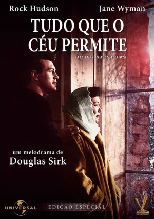 TUDO QUE O CEU PERMITE - DVD