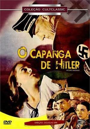 O CAPANGA DE HITLER - DVD