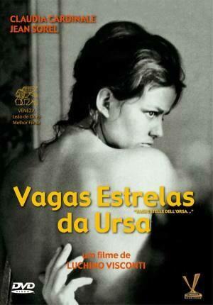 VAGAS ESTRELAS DA URSA - DVD